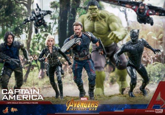 Hot Toys IW Captain America (6)
