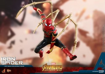 Hot Toys Iron Spider (17)