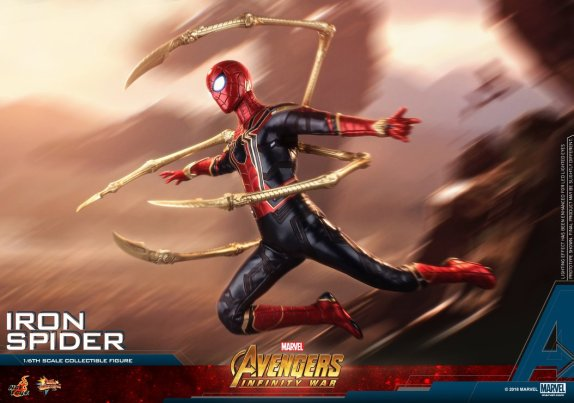 Hot Toys Iron Spider (3)