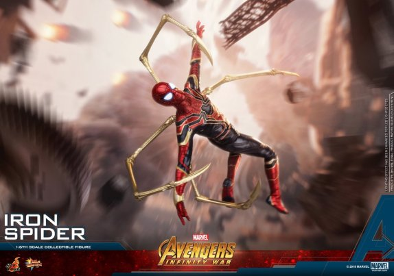 Hot Toys Iron Spider (7)