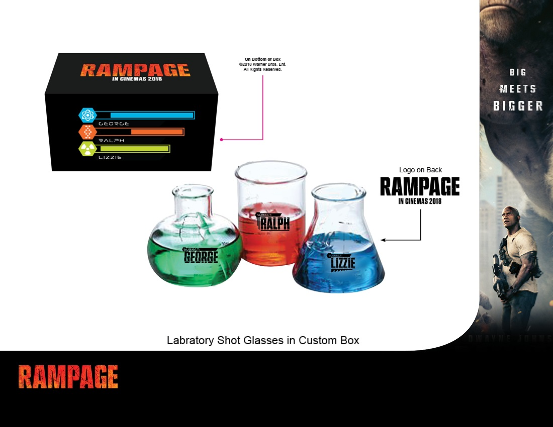 And the winners of our Rampage competition are... 16