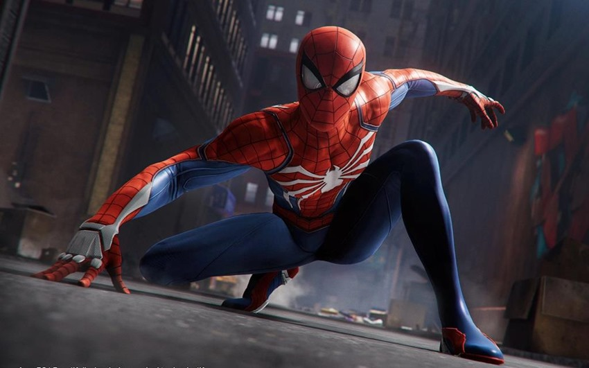 """""""If you stay true to the DNA of the character, you're never going to go wrong,"""" says Spider-Man's Bryan Intihar 3"""