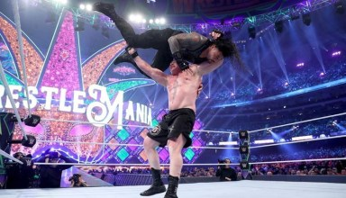 The six most shocking moments of Wrestlemania 34 5