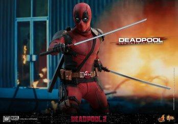 Hot Toys Deadpool (24)