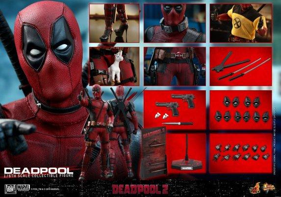 Hot Toys Deadpool (28)