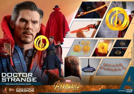 Hot Toys Doctor Strange (26)
