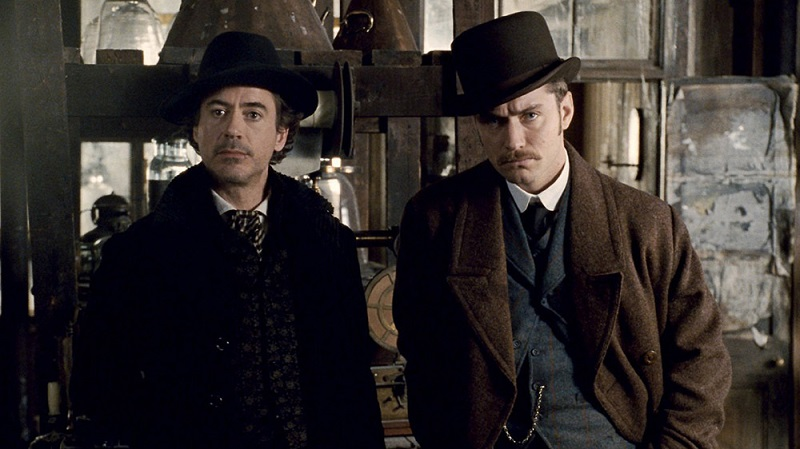 Robert Downey Jr. wants Sherlock Holmes 3 to launch a cinematic Mystery-verse 6
