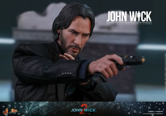 Hot Toys John Wick (4)