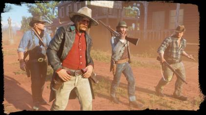 Red Dead Redemption 2 towns (13)