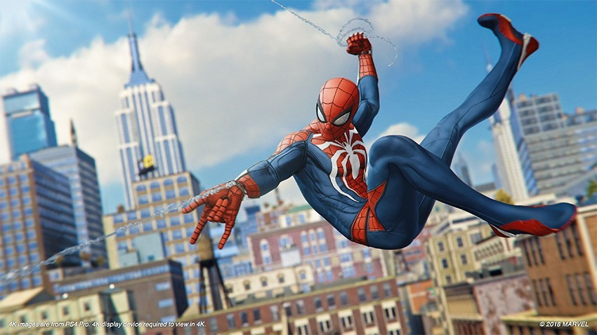 Marvel S Spider Man Launch Trailer Invites You To Be Greater