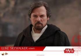 Hot Toys Luke Skywalker Crait (20)