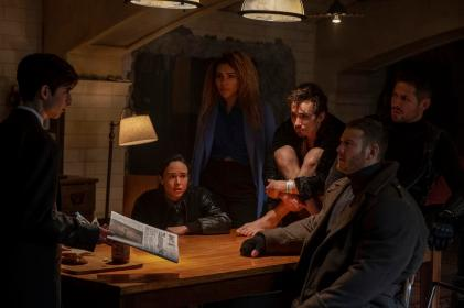 The Umbrella Academy Production Stills (2)