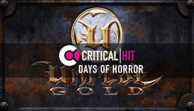 The Critical Hit Days of Horror countdown - Unreal 3