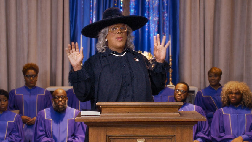 Weekend box office - Overperforming Madea narrowly loses to dragons 3