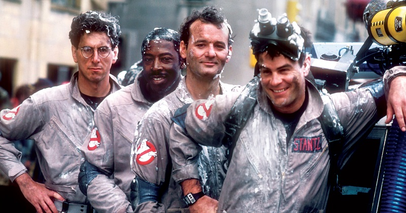 """Ghostbusters: Afterlife is """"passing the DNA of the first two movies directly to the new generation"""" 6"""