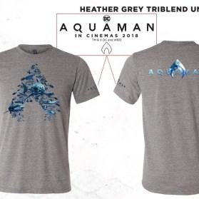 Aquaman_Unisex T-Shirt