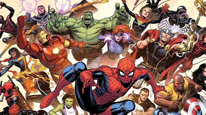2018 Comic Books 1