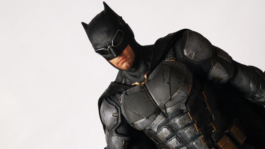 Hot Toys MMS 432 Justice League Batman Tactical Batsuit Review – Bat in Black 38