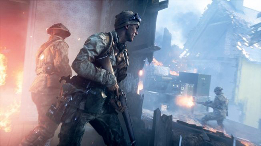 Battlefield V's battle royale mode coming in March; co-op mode and more dropping next month 6