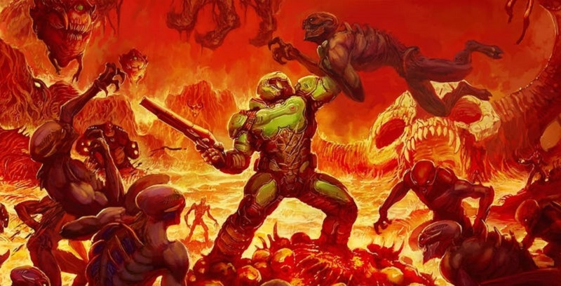 New Doom movie has been pushed back to work on Hell scene CGI 3