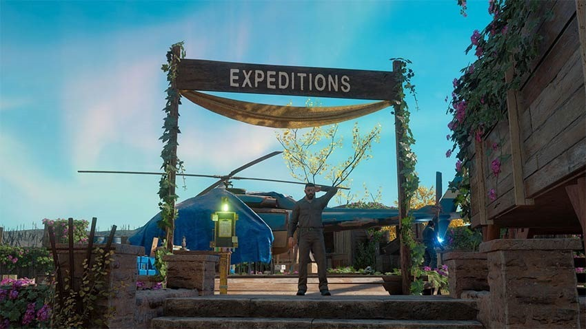 Far Cry: New Dawn - The wonderful world of expeditions 2