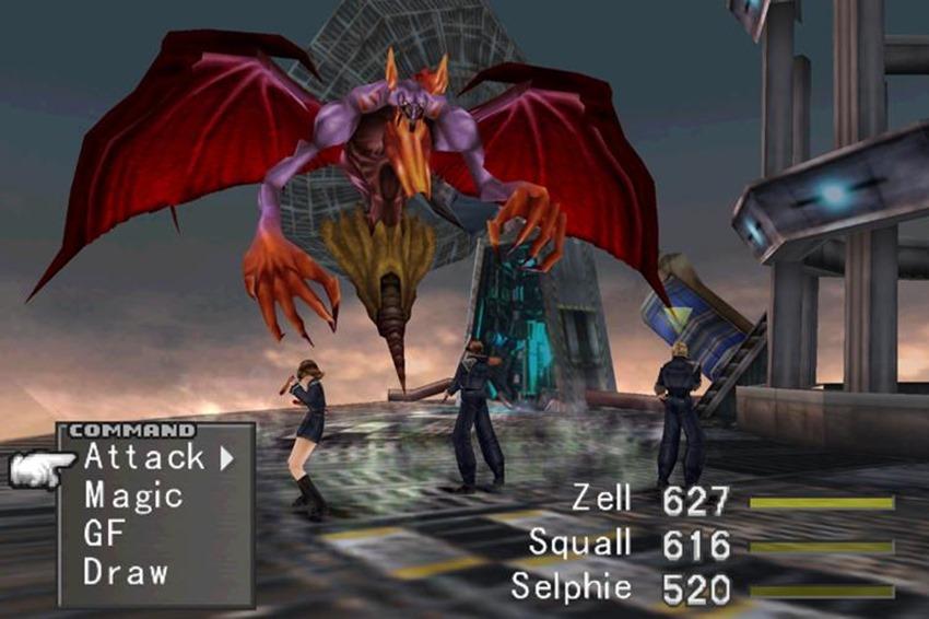 Final Fantasy 8 (5)