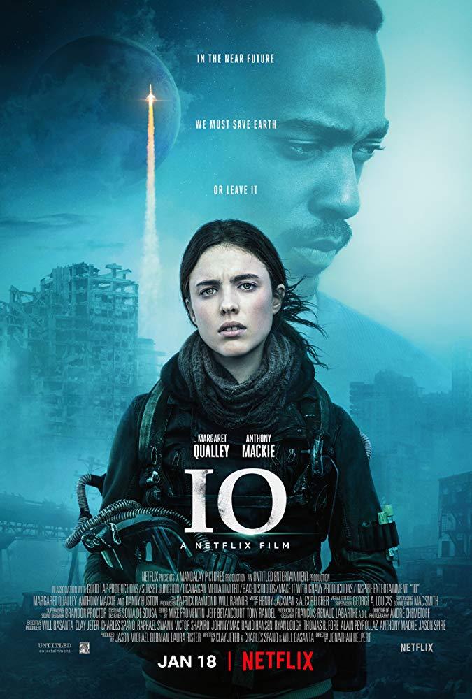 Journey across a devastated Earth in Netflix's post-apocalyptic sci-fi drama IO 2