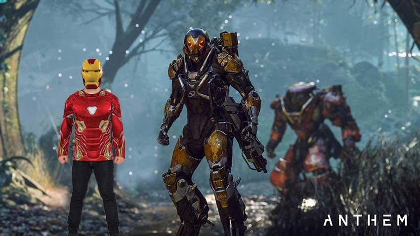 BioWare's Hudson Invites Player Feedback in 'Anthem' Pre-Launch Blog
