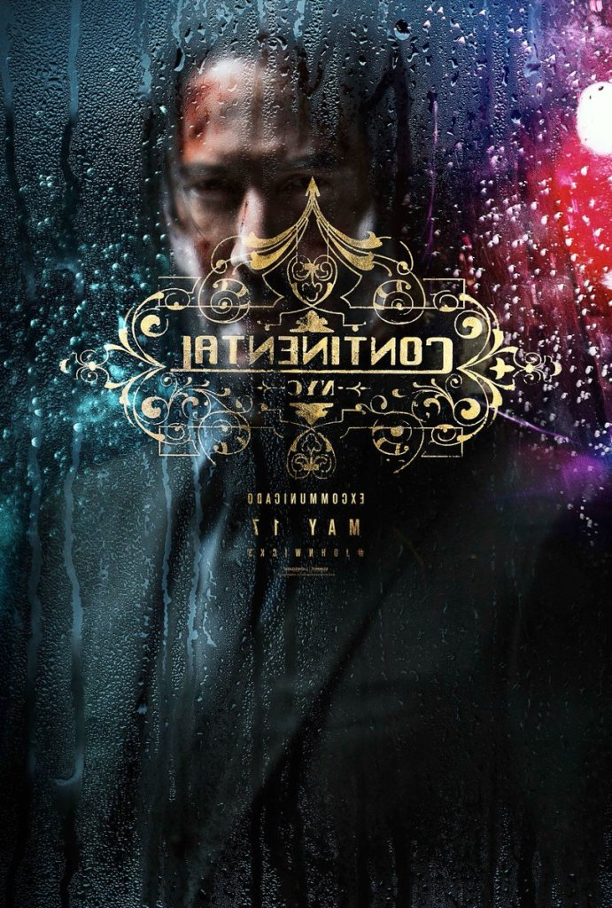 The first trailer for John Wick: Chapter 3 - Parabellum shoots online! 6