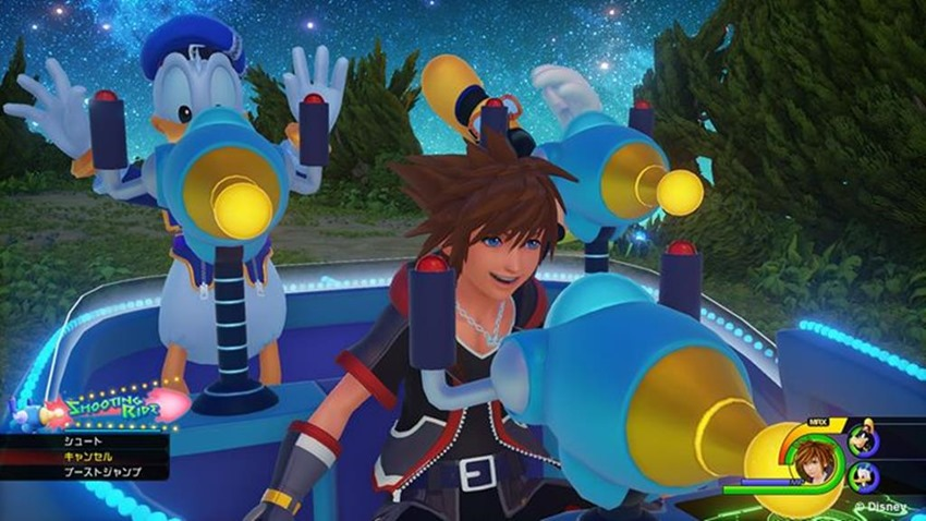 Kingdom Hearts III Trailer Gives an Overview of New Gameplay Features