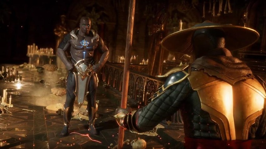 Image result for Mortal Kombat 11 Geras