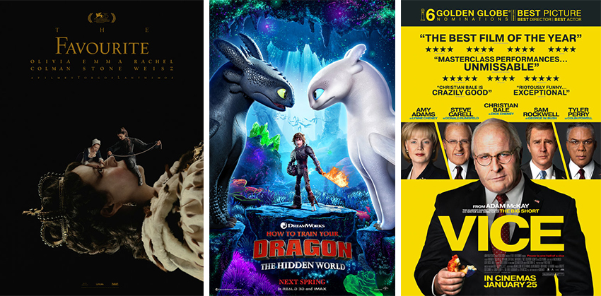 Movies out Today: 01 February 2019 2