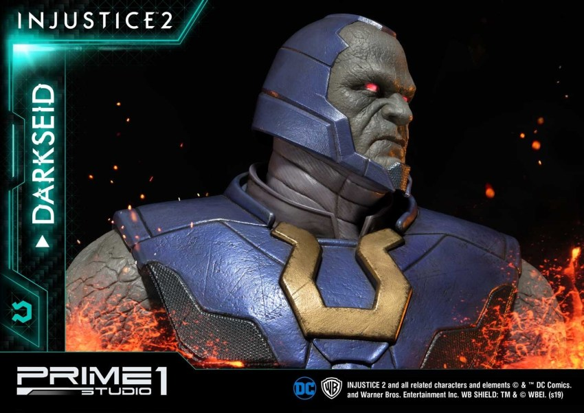Darkseid is…a $1200 collector's fan dream in this new Prime 1 Studio release 21