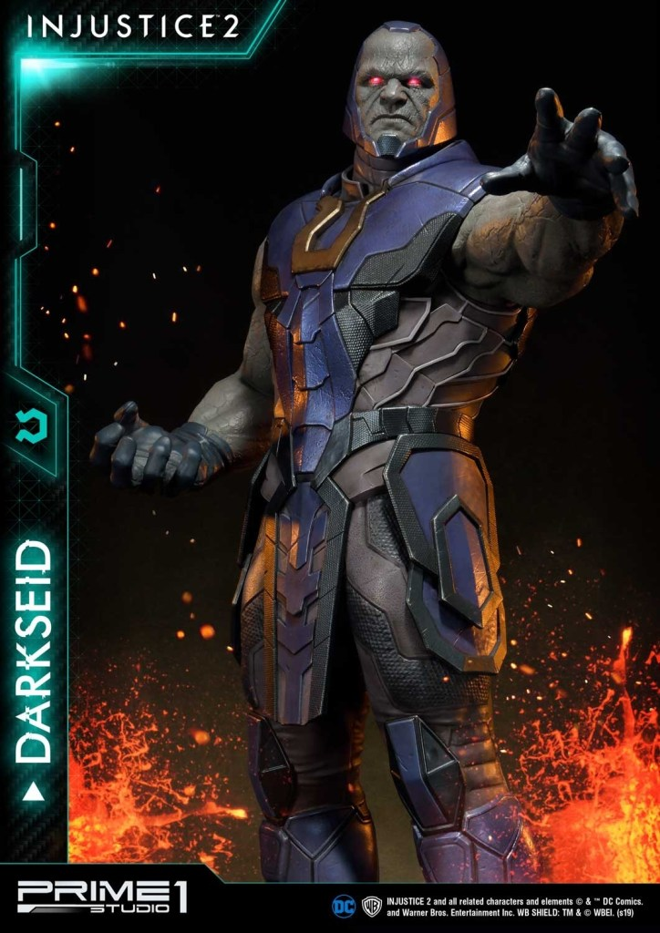 Darkseid is…a $1200 collector's fan dream in this new Prime 1 Studio release 27