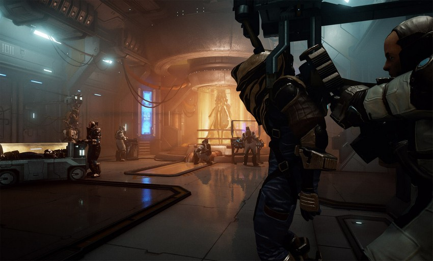 Warframe 2019 roadmap: better intro, 3 new frames, spaceship combat and more 7