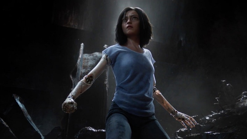Dua Lipa Delivers Her 'Swan Song' In 'Alita