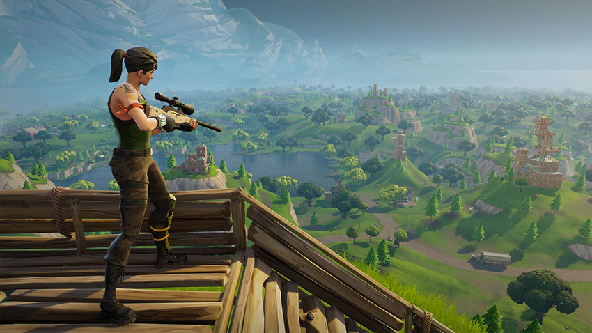Investigation finds that Fortnite is a popular way to launder money 3