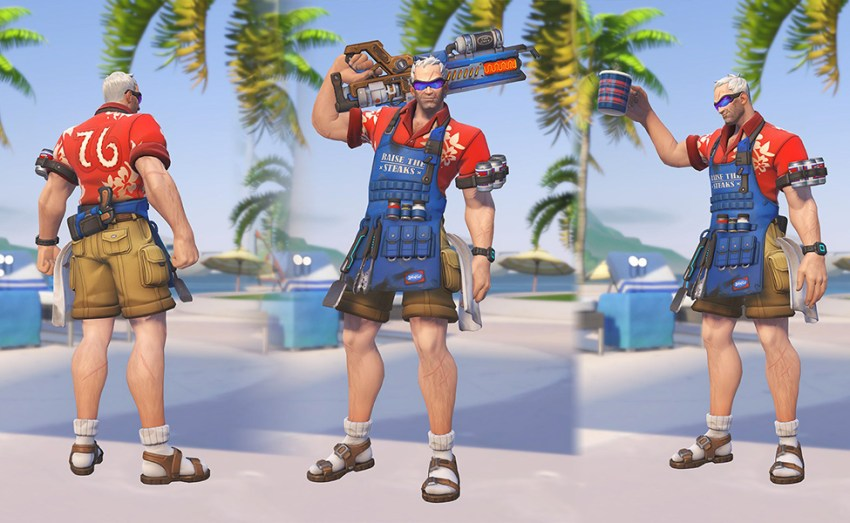 Opinion: Overwatch's Soldier 76 is gay and I'm not happy about this 4