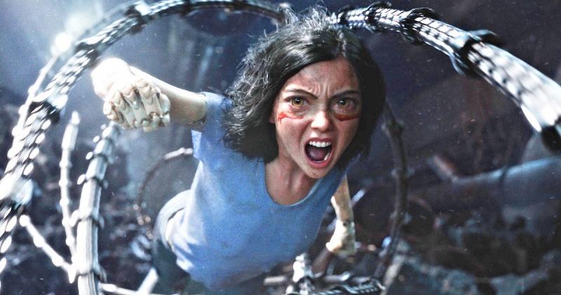 Robert Rodriguez wants Alita: Battle Angel to be like a James Cameron movie 3
