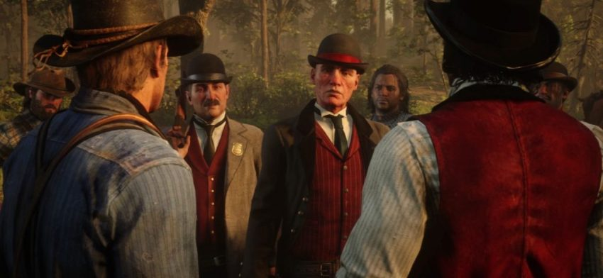 The Pinkertons are going after Rockstar for using their name in RDR2 3
