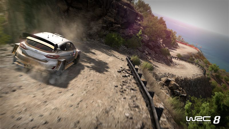 WRC 8 races into 2019 with a new trailer 6