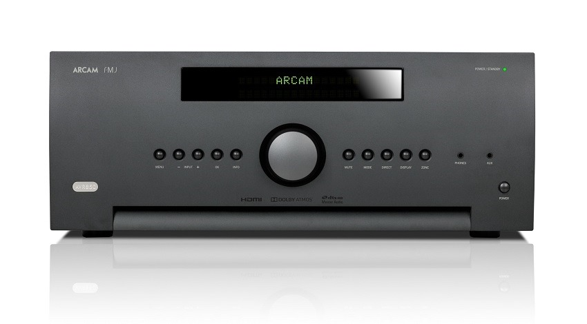 Arcam receiver