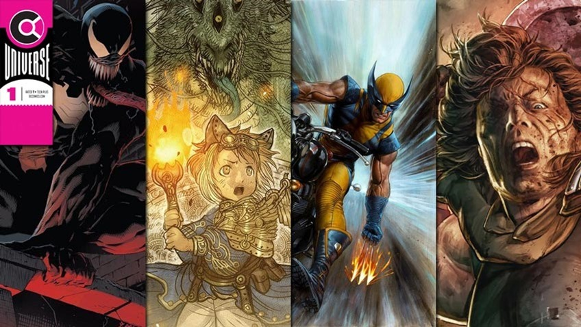 The best comic book covers of the week – 18 February 2019 2