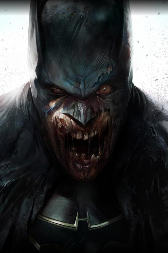 The DC Universe is about get its own zombie apocalypse in DCeased 10