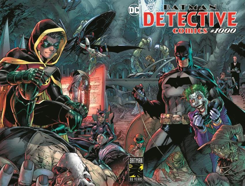 Detective Comics #1000's all star creative team line-up revealed 2