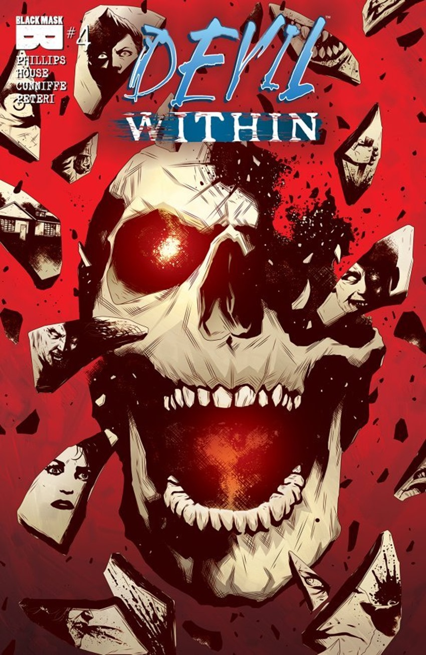 Devil Within #4