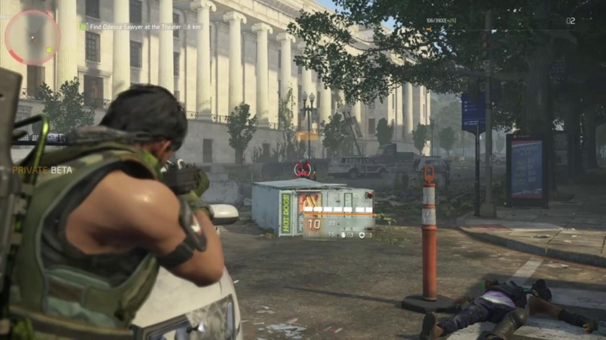 The Division 2 open beta starts March 1