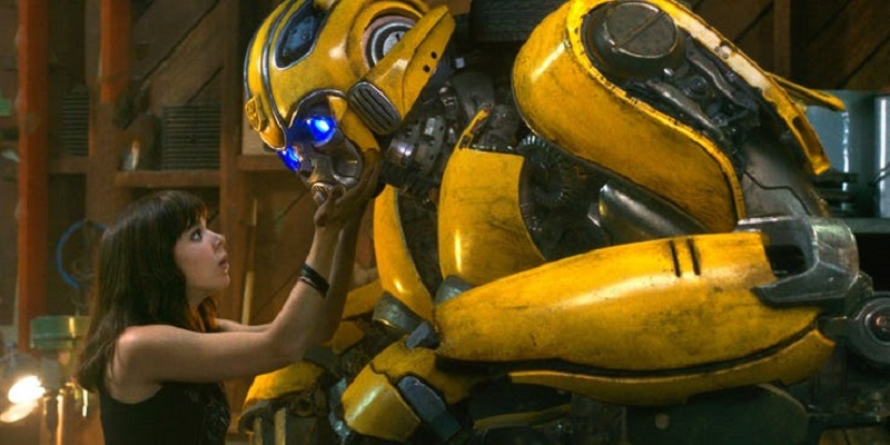 Bumblebee has rebooted the Transformers movies; Netflix producing an animated prequel series 5