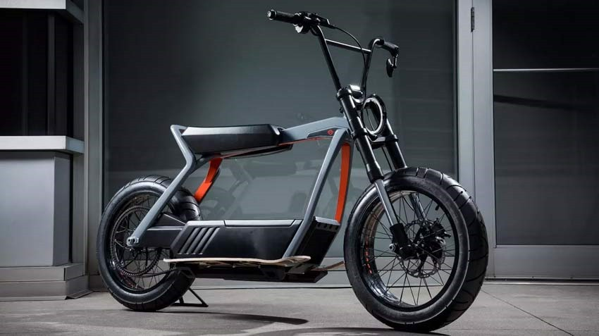Harley Scooter (7)