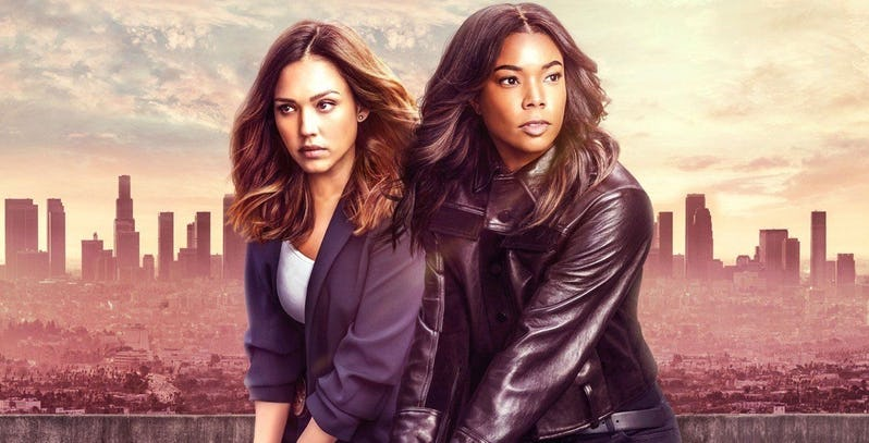 This trailer for Bad Boys spin-off LA's Finest is not their show 2
